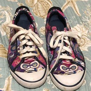 Coach Poppy tennis shoes